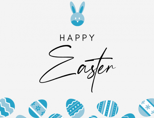 Happy Easter from the OPF team