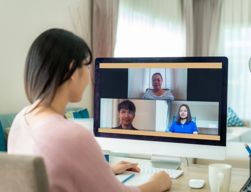 Engaging through video conference calls