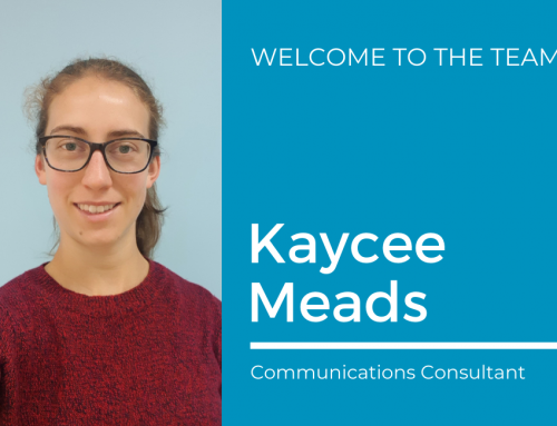 Welcome to the team Kaycee Meads